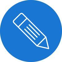 Vektor-Bleistift-Symbol vektor