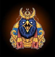König von Ra Illustration vektor