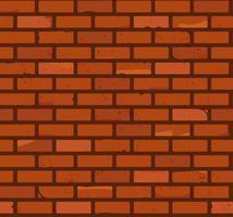 Ziegelmauer Muster
