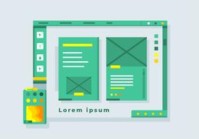 grafisk design mjukvaru vektor