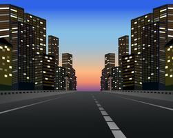 Stadt vektor