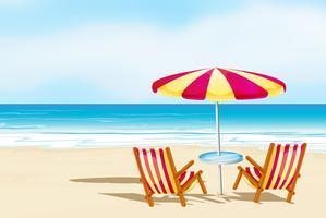 Strand sand