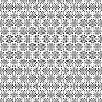 schwarzes weißes abstraktes starburst Muster