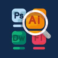 Grafikdesign-Software-Vektor vektor