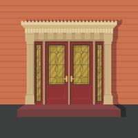 Dörrvektor vektor