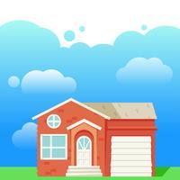 Utbyte av pengar för nycklarna till huset. Fastighet. Hand med kontantbetalning. platt illustration vektor