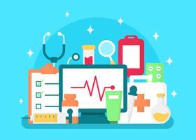 Gesundheitswesen Vektor
