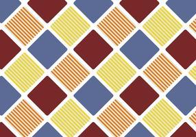 Block Retro Pattern