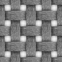 Monochromes abstrakt sömlös bakgrund på vektorkonst.