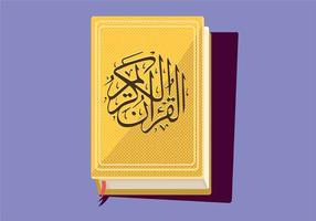 Al Quran-Vektor vektor