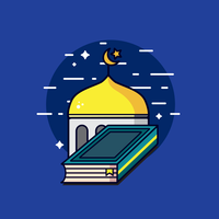 al-quran vektor