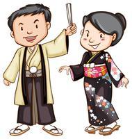 Menschen aus Asien