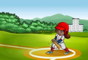Baseboll vektor