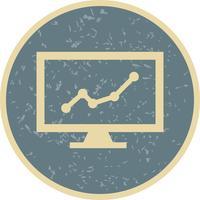 Börse-Vektor-Symbol