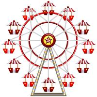 pariserhjul vektor