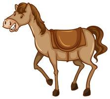 Häst vektor