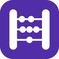 abacus vektorikonen vektor
