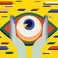 Auge vektor