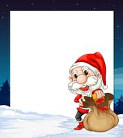 Julbanner vektor