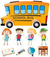 Sats av elever och skolelement