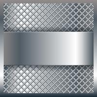 Metall textur bakgrund vektor