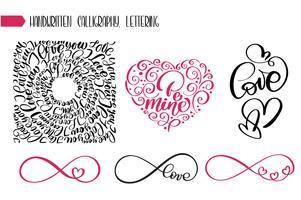 Lycklig Alla hjärtans dag text kärlek till hälsningskort