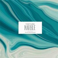Blå flytande marmor