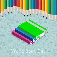 Världs bok dag