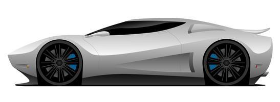 Superbil vektor illustration