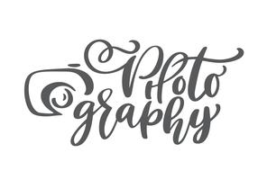Kameraphotographie-Logo-Symbol vektor