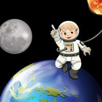astronaunt vektor