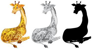 Satz des Giraffenzeichens
