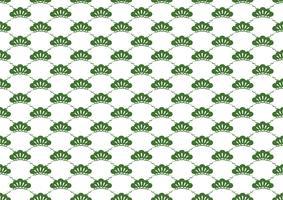 Japanisches traditionelles Muster, nahtlose Vektorillustration. vektor