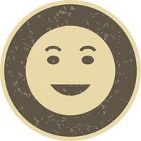 Lol Emoji-Vektor-Symbol vektor