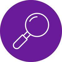Suche Vektor Icon