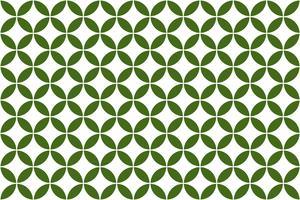 Japanisches traditionelles, nahtloses Muster. Horizontal und vertikal wiederholbar.
