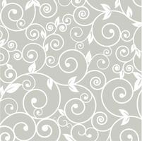 Musterschattenbild geschnittene natürliche Locken der Traceryblume