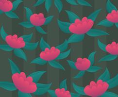 Blumen Hintergrund vektor