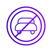 Vektor Kein Eintrag für Kfz-Symbol