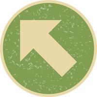 Linke Vektor Icon