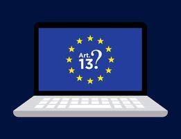 Artikel 13 illustration.