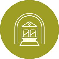 Vektor-Startseite-Symbol