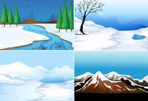 Vinter scener