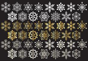 Schneeflocke Clipart vektor