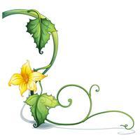 Blomma vektor