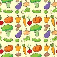 ein Gemüse