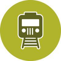 vektor tåg ikon