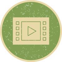 Musik-Spieler-Ikonen-Vektor-Illustration