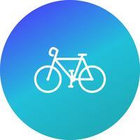 Vektor-Fahrrad-Symbol