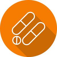 Vektor Medicin Ikon